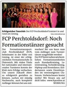 Zeitungsartikel Unternehmen 1230